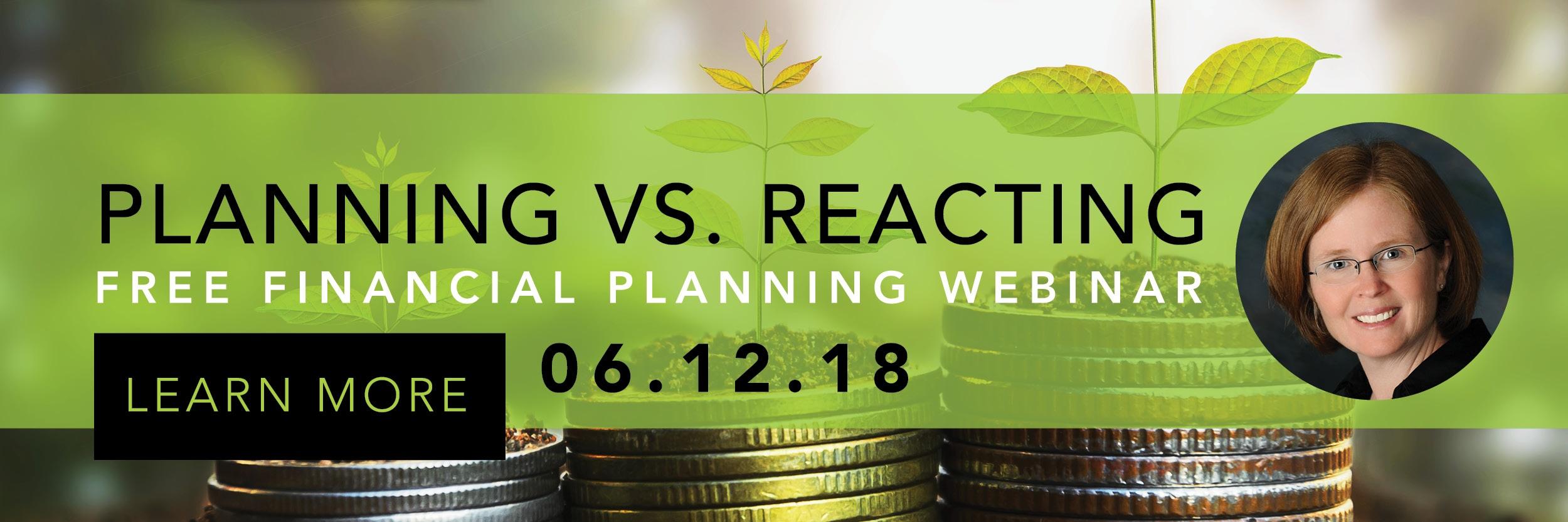 Financial Planning Webinar June 12